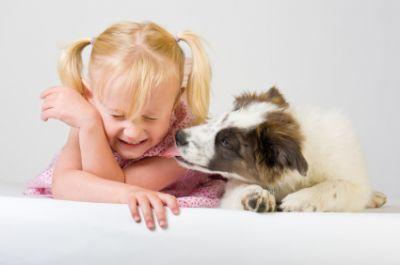 Kind en huidieren