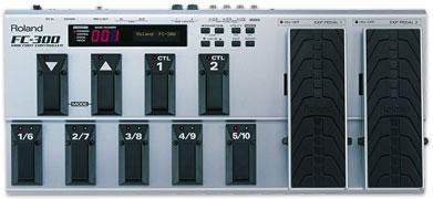 Roland Foot Pedal MIDI Controller