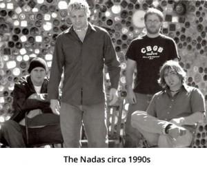 The Nadas circa 1990s