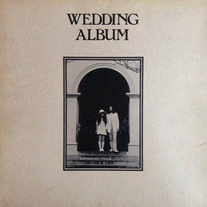 John And Yoko - Wedding Album for sale