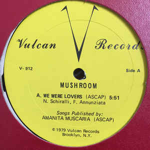 Dirty Dave's Top 10: Mushroom ‎– We Were Lovers