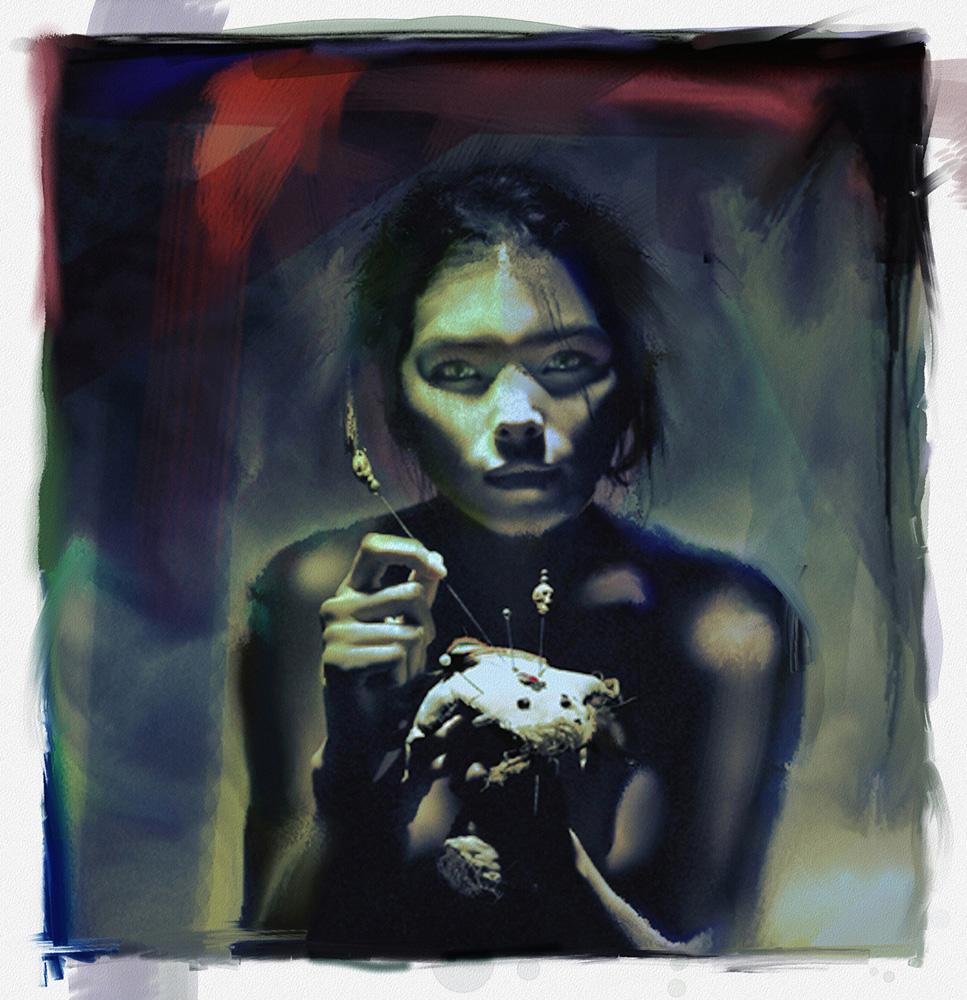 Hugh Syme Voodoo art