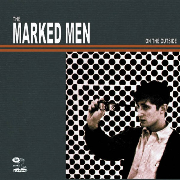 album cover marked men on the outside