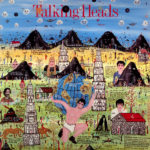 talking heads little creatures album cover