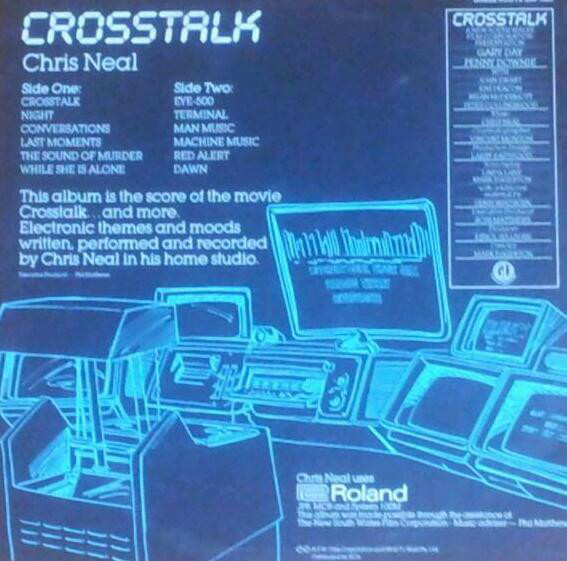 Chris Neal ‎– Crosstalk