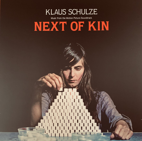 Klaus Schulze ‎– Next of Kin Soundtrack
