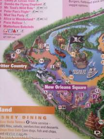 Disneyland Resort Free Wi-fi In Multiple