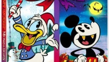 Mickey Mouse Merry Scary Dvd Teris Review