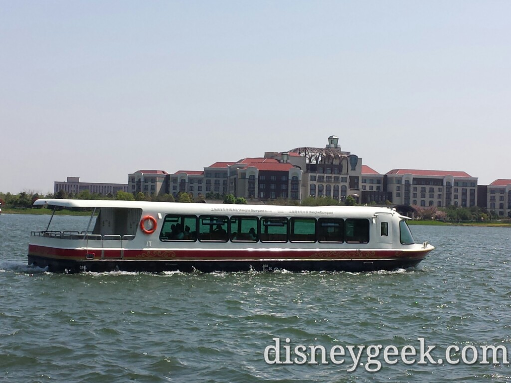 Friendship Style Boats Are Available To From The Shanghai