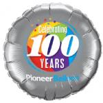 Pioneer Logo 100 Year Anniversary