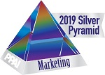 2019 PPAI Silver Pyramid Award for Branding
