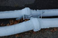 How to Thaw a Frozen Pipe