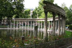 Roseraie Parc Monceau