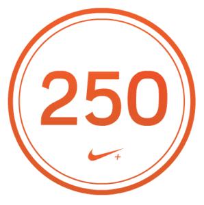250km Milestone