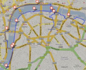 48ème sortie - Google Map