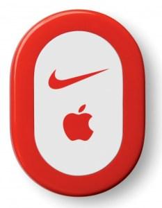 Capteur Nike+