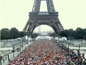 20Km de Paris - Départ