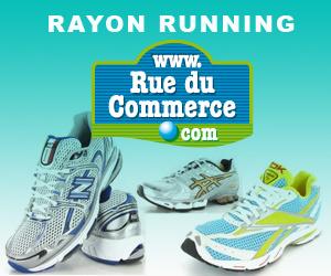 Bannière Rue du Commerce - Rayon Running