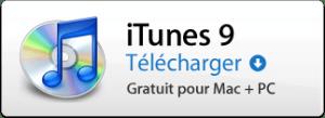 Télécharger iTunes 9