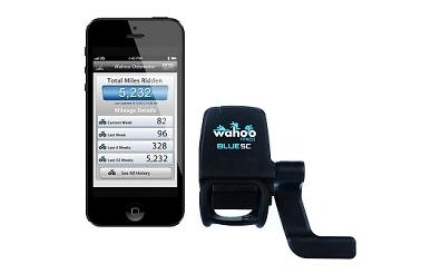 Wahoo Blue SC - iPhone
