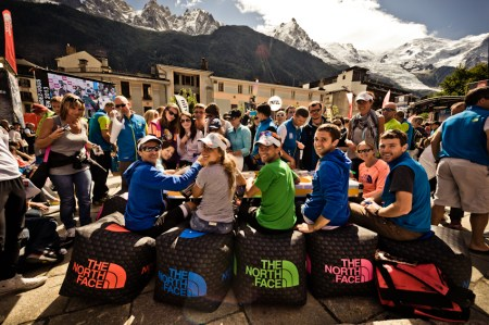 The North Face Ultra Trail du Mont Blanc 2012