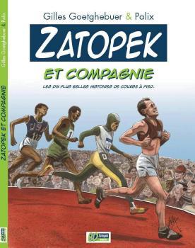 Zatopek et Compagnie - Couverture