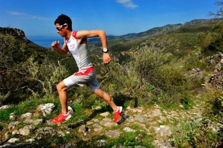 10km de l'équipe - Kilian Jornet