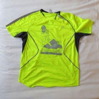 Course des allumés - Trail-Tshirt
