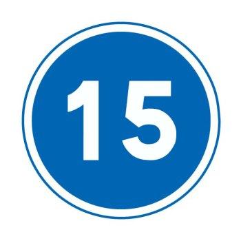 15kmh