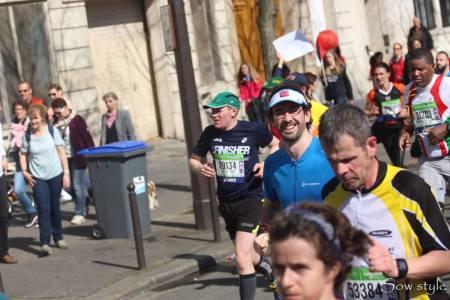 Marathon de Paris 2016 - 2