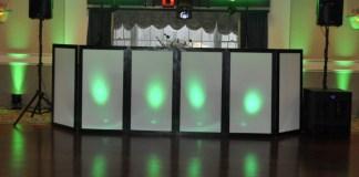professional dj system setup