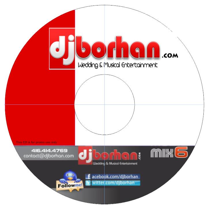 Persian DJ Mix 6 - DJ Borhan