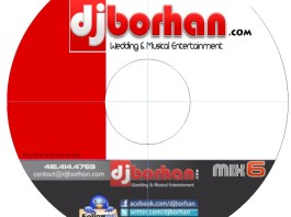 Persian DJ Mix 6 - DJ Borhan