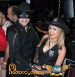 Iranian halloween club party Toronto
