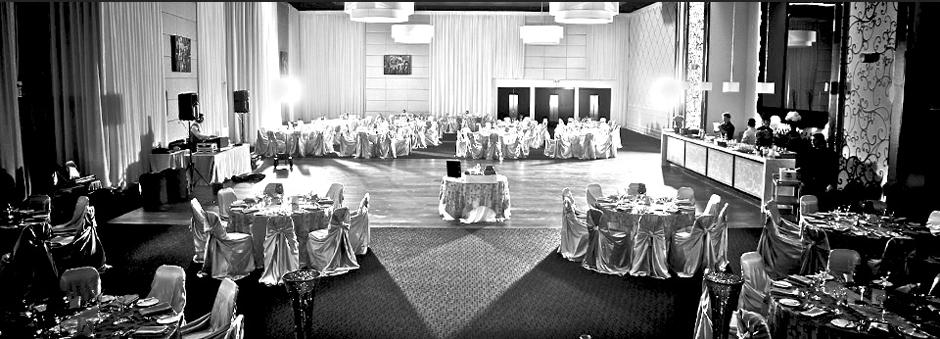 grande luxe wedding venue party