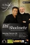 ebi shadmehr persian concert toronto