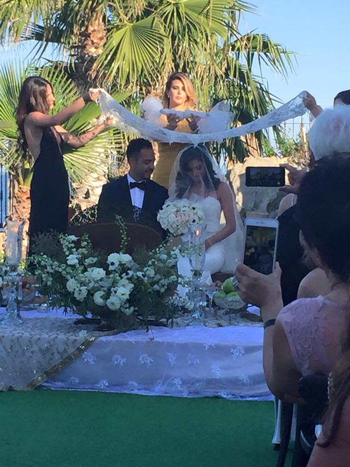 Persian wedding ceremony in Mexico