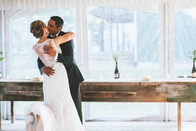 Wedding in Niagara Falls