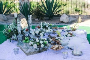 Sofreh Aghd for wedding in Mexico
