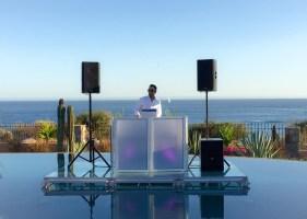 Destination wedding DJ