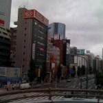 田町に来ています。