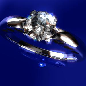 Genteel・婚約指輪