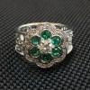 イタリアの 超有名ブランドの指輪をもとにして作ったリフォーム
