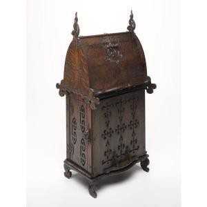 Desk (Model #500) Charles Rohlfs c. 1899-1901