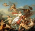 The Abduction of Europa by Jean Baptiste Marie Pierre