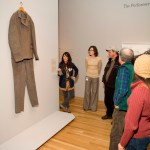 Lizzy Wetzel discusses Joseph Beuys' Felt Suit (Filzanzug)