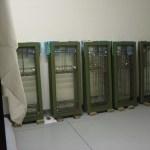 Wright windows in storage