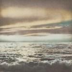 Gerhard Richter, Galerie Heiner Friedrich, Dunkes, Ocean (Seelandschaft), 1971, multicolored heliogravure on ivory rag paper,