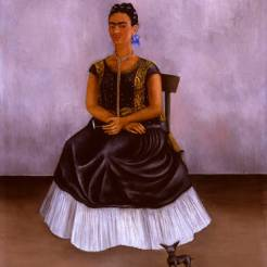 Frida Kahlo, Itzcuintli Dog with Me, 1938