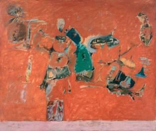 Arshile Gorky, Untitled, 1943-1948
